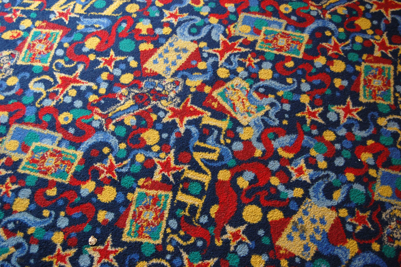 amusement arcade carpet, bridlington