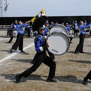 Centerville - 2009 Band Day