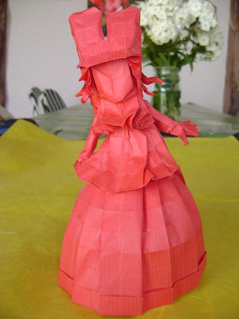 Rose Mary - Vietnam Origami Group