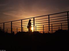 Sonnenunter/ -aufgänge/ Himmel
