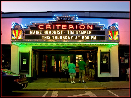 Maine Criterion Theater