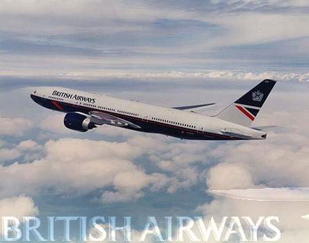 1990s onwards - British Airways Boeing 777-236A G-ZZZA