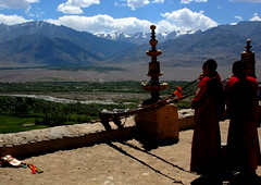 Ladakh, India by shyamali.singh