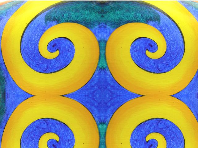 Spirals in Schwerin