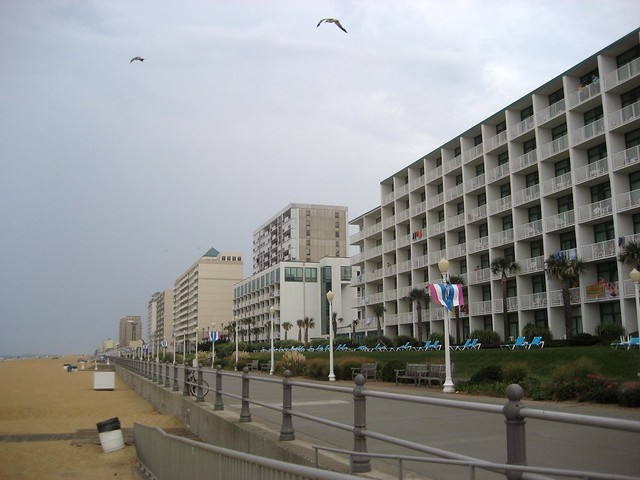 Virginia Beach Boardwalk Flickr Photo Sharing