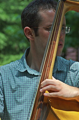 violinist(0.0), plucked string instruments(0.0), violin(0.0), viol(0.0), viola(0.0), guitarist(0.0), guitar(0.0), fiddle(0.0), bass guitar(0.0), violist(0.0), bowed string instrument(1.0), string instrument(1.0), musician(1.0), violin family(1.0), string instrument(1.0),