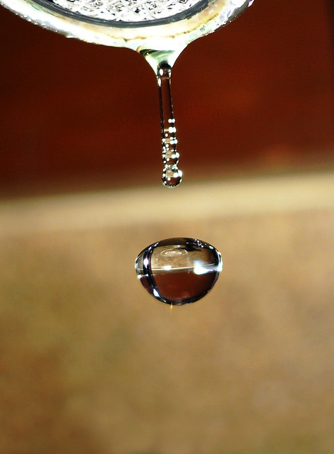 Water Drop for a Rainy Day