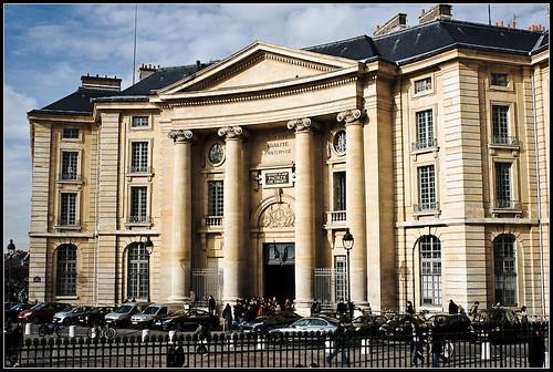 Faculté de droit de Paris