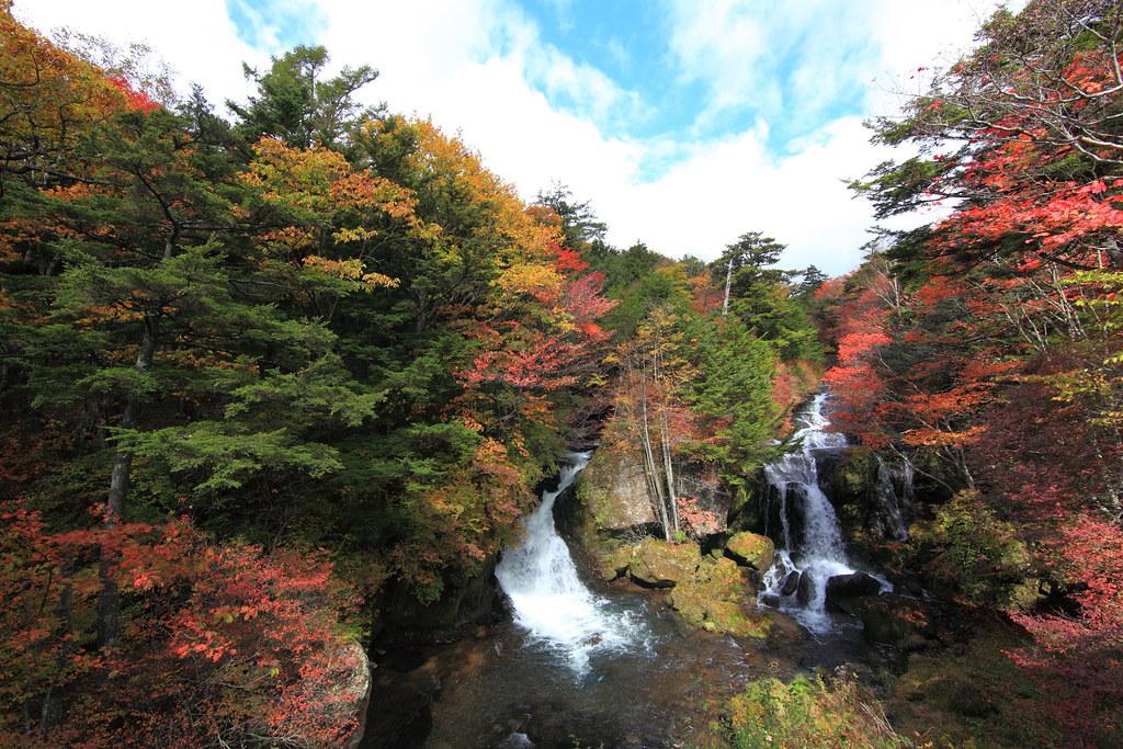 Ryuuzu-no-taki(waterfall) / 竜頭の滝(りゅうずのたき)
