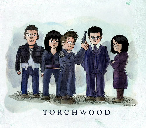 Fan Art Torchwood