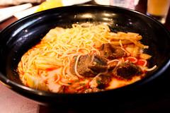 kimchi jjigae(0.0), dak galbi(0.0), produce(0.0), noodle(1.0), jjigae(1.0), noodle soup(1.0), food(1.0), dish(1.0), laksa(1.0), soup(1.0), cuisine(1.0),