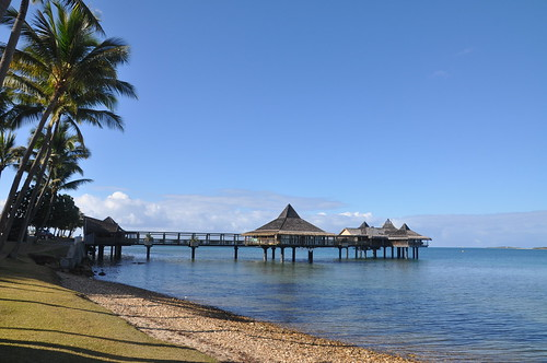 Anse Vata Bay, Noumea, New Caledonia {Explore}