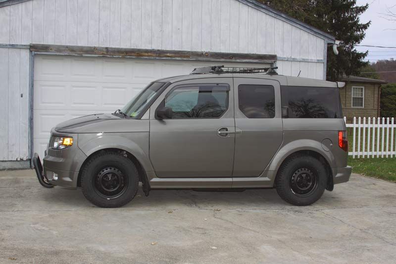 07 sc with hunter bull bar page 4 honda element owners. Black Bedroom Furniture Sets. Home Design Ideas