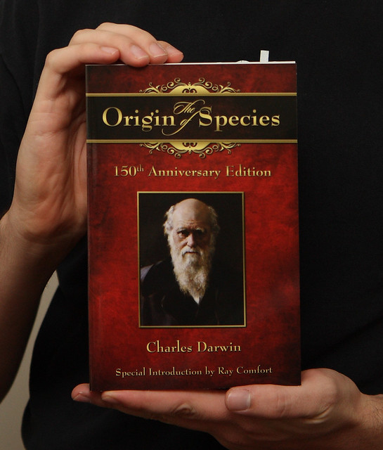 comforts introduction to darwins on the origin of species The origin of species, 150th anniversary edition by charles darwin, special  introduction by ray comfort and a great selection of similar used, new and.