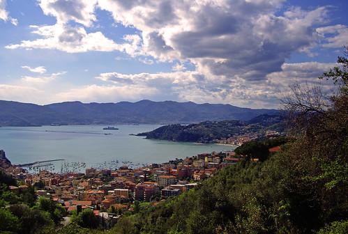 Lerici near La Spezia