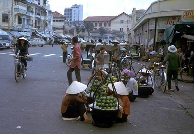 Saigon, Viet Nam 1967 by Rayburn
