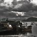 Storm Brewing by Yarabibi