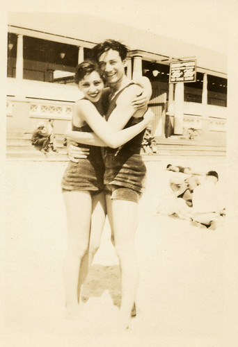 Buddy & Friend - Circa 1936
