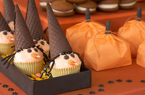 Halloween dessert table by amy atlas