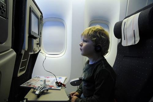 Smooth flight......