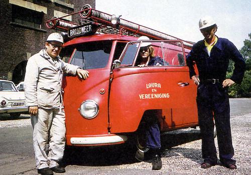 Volkswagen Transporter Bestelwagen