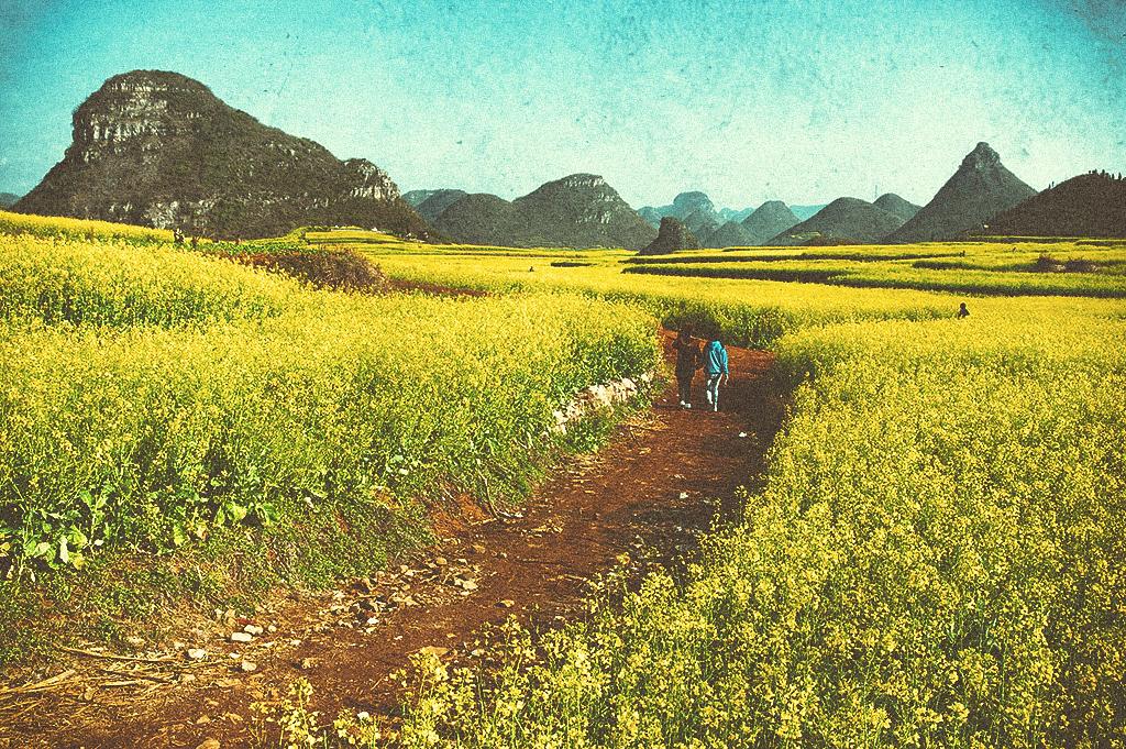 我與Pentax遊雲南