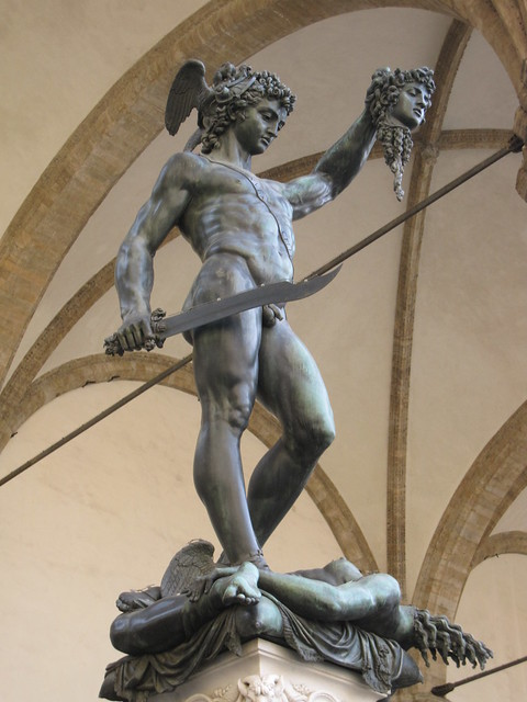 a description of the davids of the world on the bronze statue Bernini created a life-size marble statue of david that was part of a commission to decorate the villa of bernini's patron cardinal scipione borghese, the galleria borghese where it still resides it was completed in the course of seven months from 1623 to 1624.