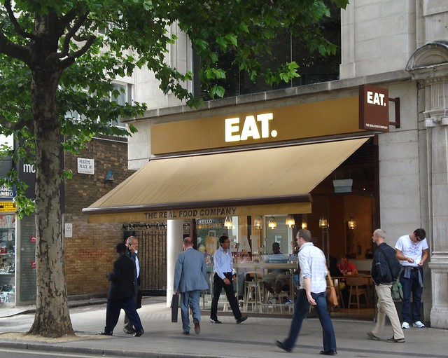 Bioőrület: Eat. - London