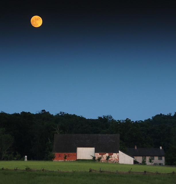 Trostle Barn, Gettysburg