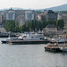 Small photo of Oslo's harbour from Akershus Fortress