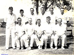 Cricket Team  1962