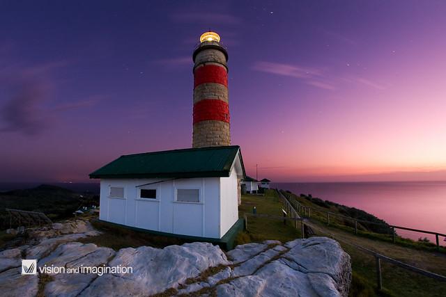 Cape Moreton Lighthouse - Moreton Island