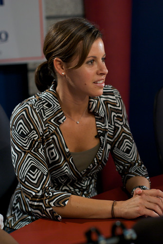 Weekend Today's Jenna Wolfe visits GSTV: 17 September 2009
