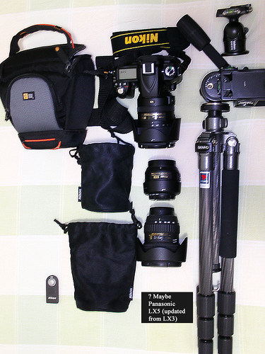 Photo Gear Sep 2009