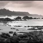 Un chapuzón (Playa de la Atalaya- Muros del Nalón)