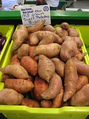 plant(0.0), vegetable(1.0), produce(1.0), food(1.0), root vegetable(1.0), tuber(1.0),