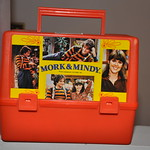 Hislop Thanksgiving - Mork and Mindy lunchbox