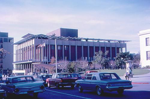 Berkeley - Student Union