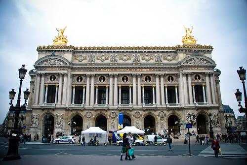 Opera Palais Garnier