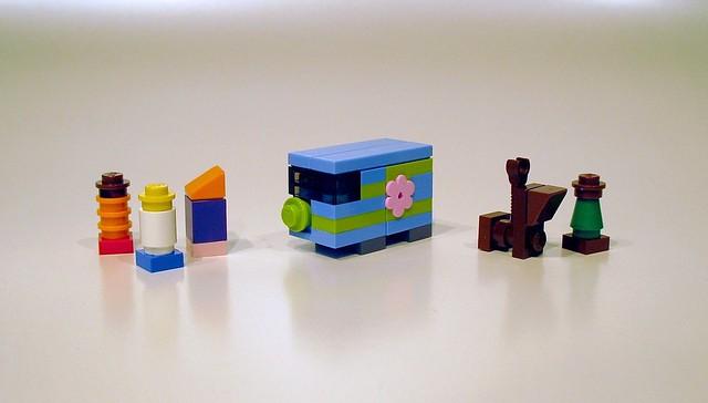 Microscale Mystery Machine