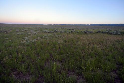 More Wyoming Roadside Scenery