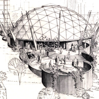1962 - Seattle World's Fair , pavilion