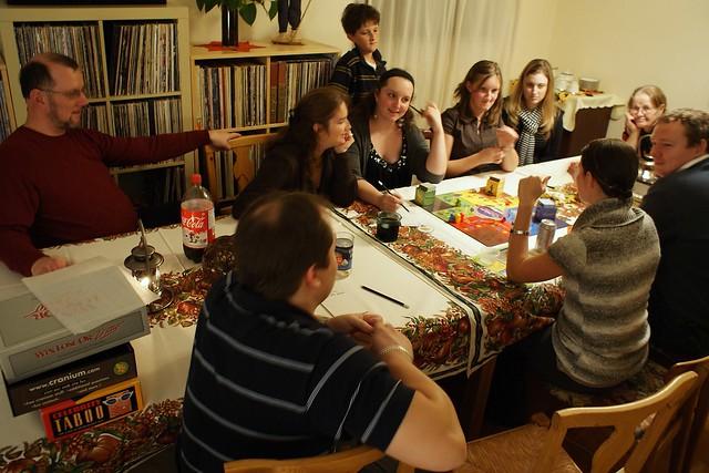 Thanksgiving Family Board Games Flickr Photo Sharing