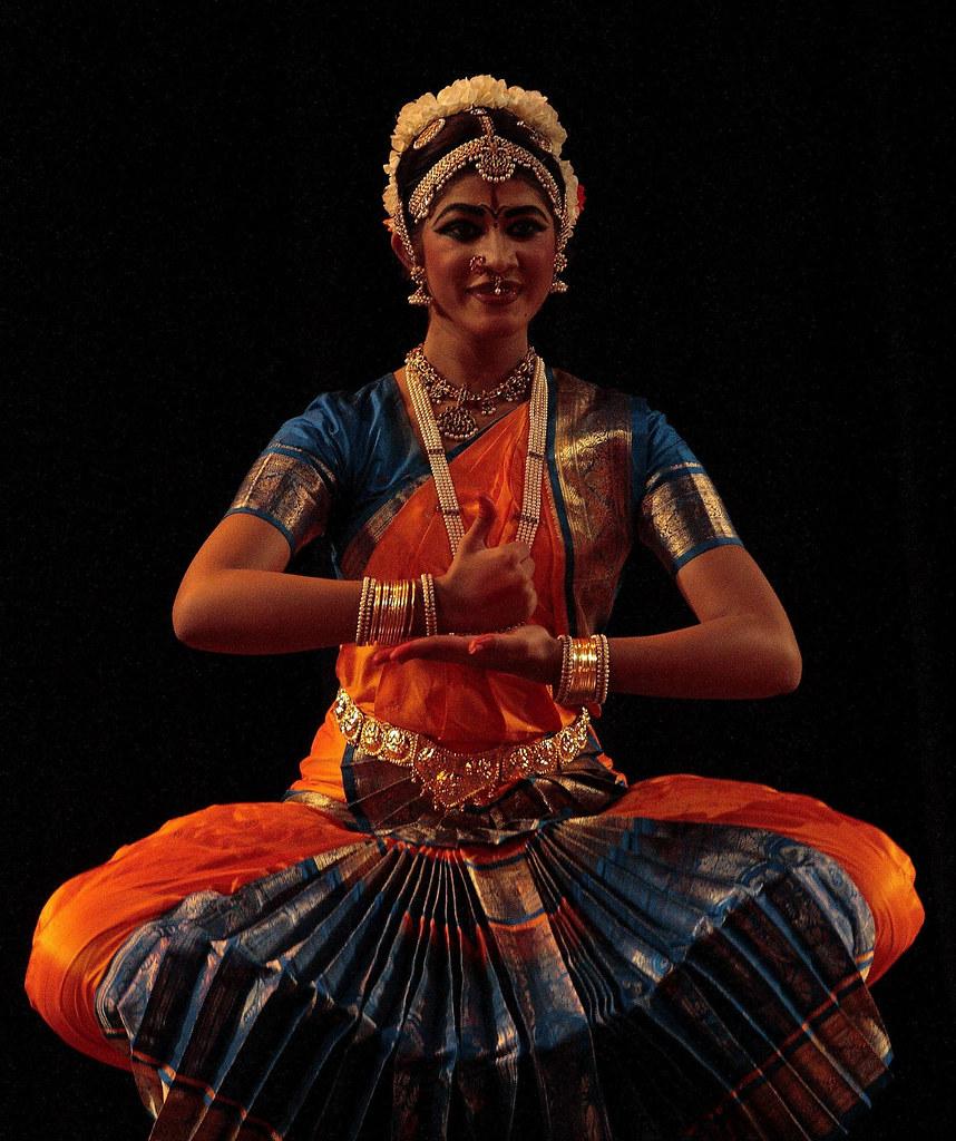Krisha Arangetram | Arangetram is a granduation performance