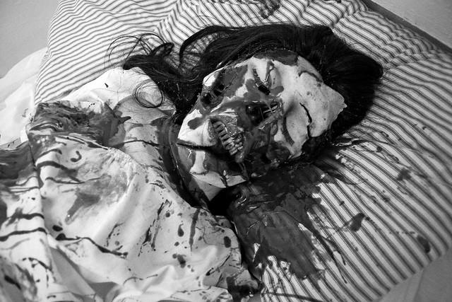 Yorkshire Ripper Crime Scene