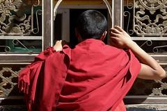 Yunnan 2008 - Sumtseling Monastery, Shangri-la