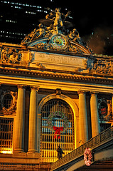 Grand Central Terminal at Night, NYC III