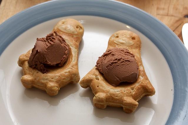 gingerbread waffles | Flickr - Photo Sharing!
