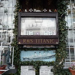 Titanic shrine detail