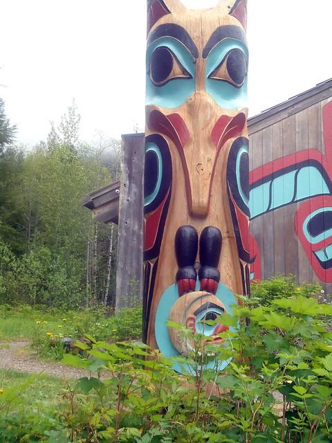 F B F D Z on Alaska Tlingit Tribe Map